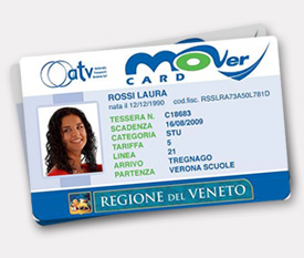 Acquista la nuova Mover Card