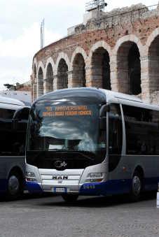 Presentazione nuovi autobus