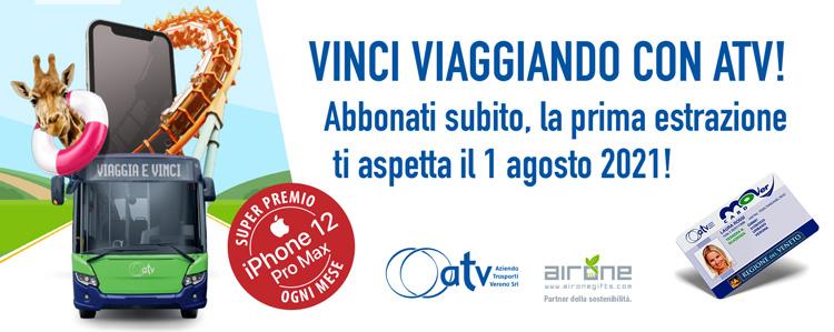 Immagine concorso Vinci Viaggiando con ATV