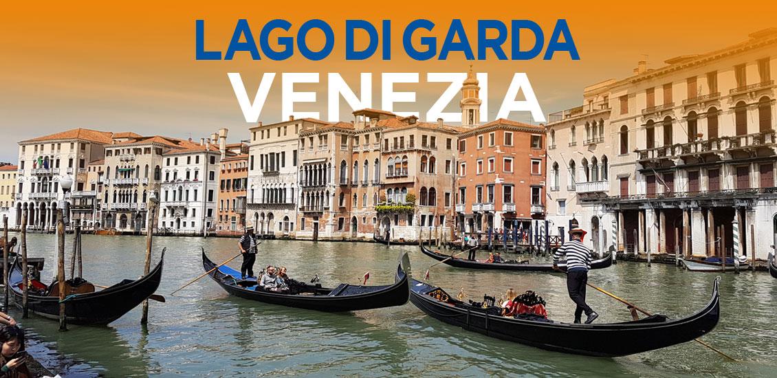 lago di garda - venezia