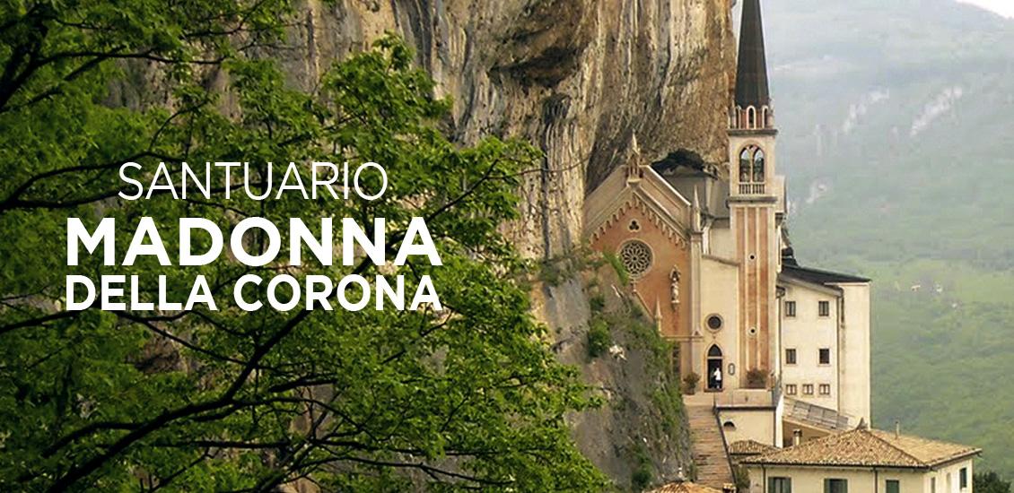 Spiazzi - Madonna della Corona Sanctuary
