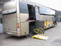 Bus ATV da noleggio