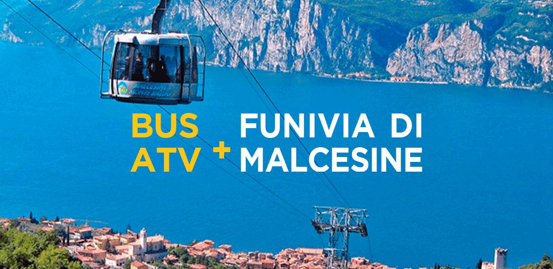 Bus + Malcesine Cableway