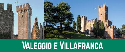 Castelli di Valeggio e Villafranca